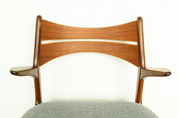 北欧家具 デンマーク エリック・バック/erik buch アームチェア