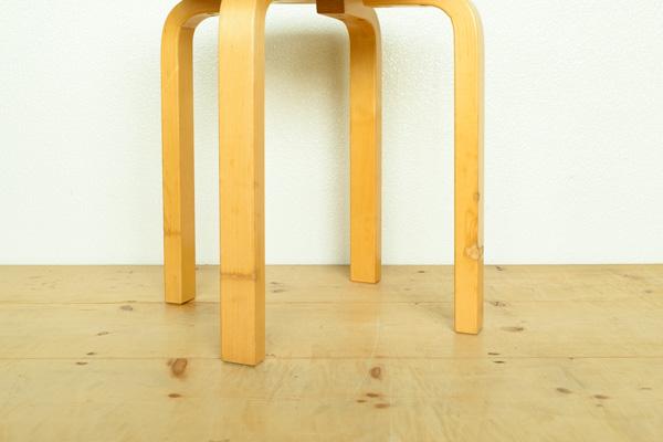 北欧家具 アルヴァ・アアルト Alvar Aalto スツール60