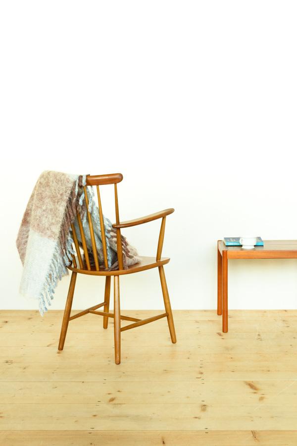 北欧家具 デンマーク アームチェア