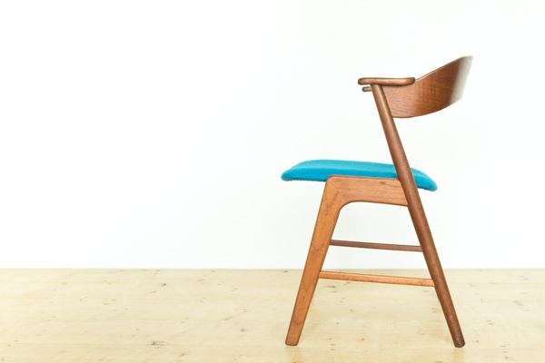 北欧家具 デンマーク ダイニングチェア カイ・クリスチャンセン