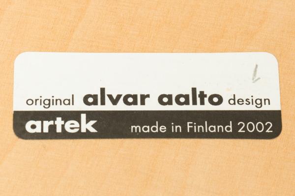 北欧家具 artek アルヴァ・アアルト チェア