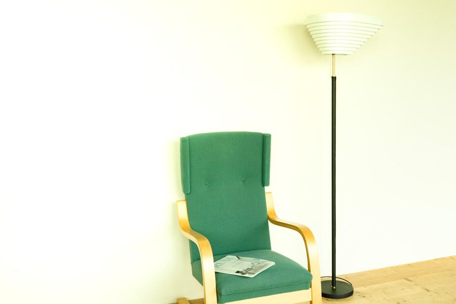 北欧家具 アルヴァ・アアルト ランプ