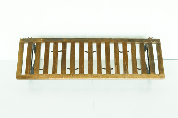 北欧家具 フィンランド製 アルヴァ・アアルト コートラック
