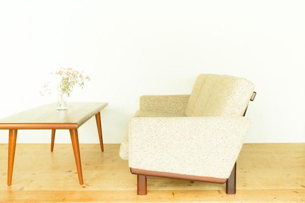 北欧家具 デンマーク ハンス・J・ウェグナー GE290 2シーター
