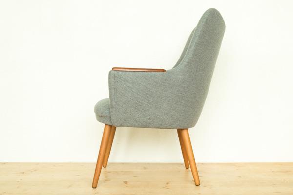 北欧家具 デンマーク製 シングルソファ