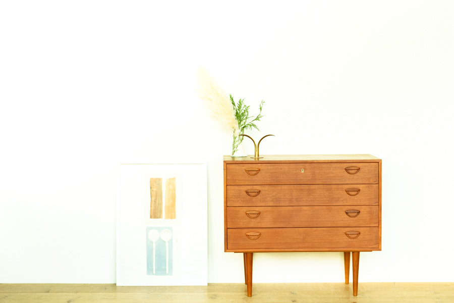 北欧家具 デンマーク カイ・クリスチャンセン チェスト