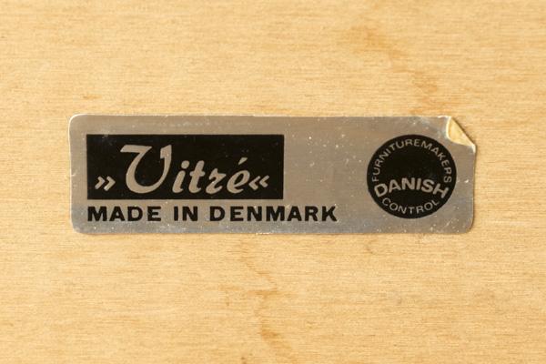 北欧家具 デンマーク ライティングデスク