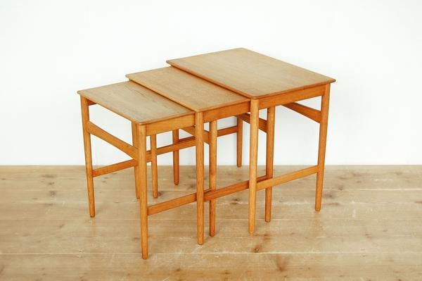 北欧家具 ハンス・J・ウェグナー ネストテーブル
