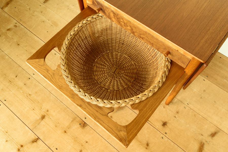 北欧家具 ハンス・J・ウェグナー ソーイングテーブル