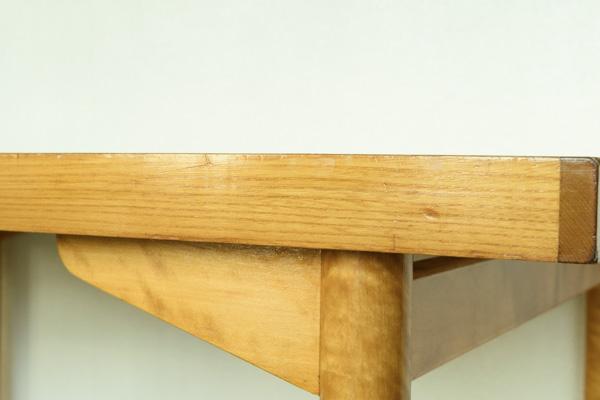 北欧家具 フィンランド エクステンション ダイニングテーブル