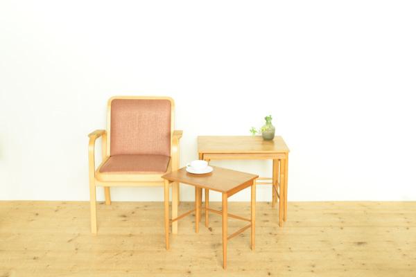 北欧家具 フィンランド ネストテーブル