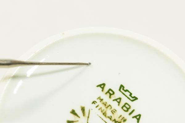 北欧雑貨 フィンランド ARABIA アラビア KILTA カイ・フランク カップ&ソーサー