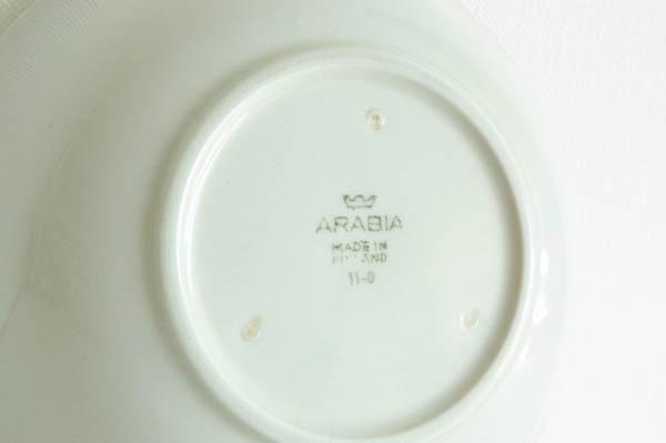 北欧雑貨 フィンランド ARABIA アラビア ビンテージ ボウル
