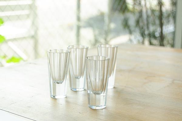 北欧雑貨 ビンテージ ショットグラス