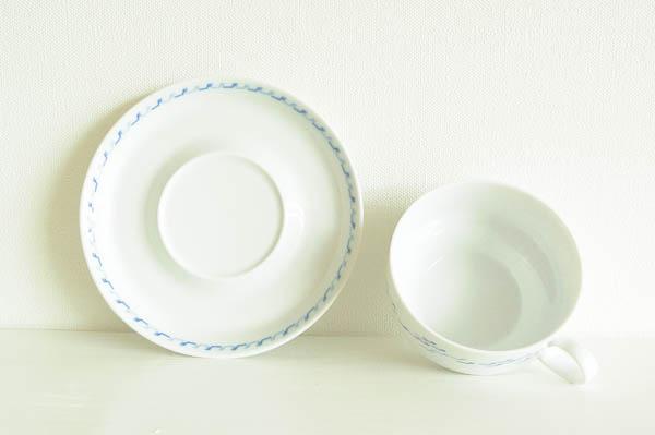 北欧食器 フィンランド タピオ ウィルッカラ Finair カップ&ソーサー