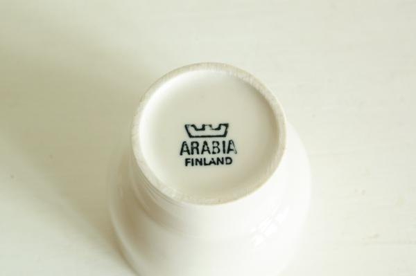 北欧食器 フィンランド ARABIA アラビア エッグスタンド