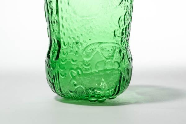 北欧雑貨 フィンランド ヌータヤルヴィ オイヴァ・トイッカ ファウナ ショットグラス
