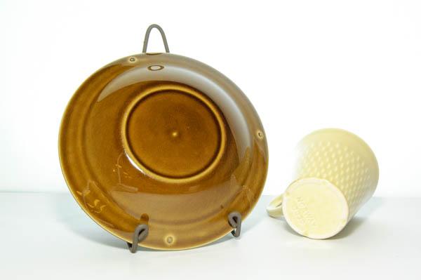 北欧雑貨 Norway Stavangerflint Brunette カップ&ソーサー