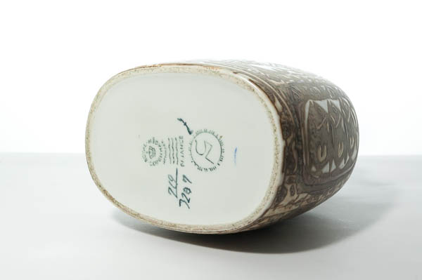 北欧雑貨 デンマーク ロイヤルコペンハーゲン BACA フラワーベース nils thorsson