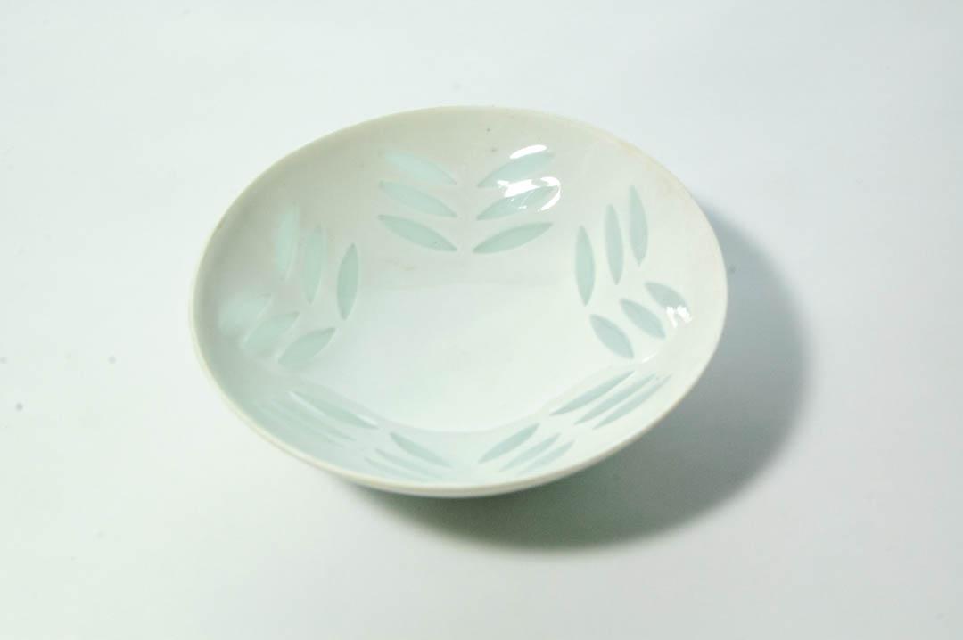 北欧雑貨 Finland ARABIA rice pocelain friedl kjellberg プレート 豆皿