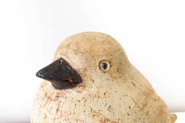 北欧雑貨 Brangstrup Stentøj 鳥 フィギュリン