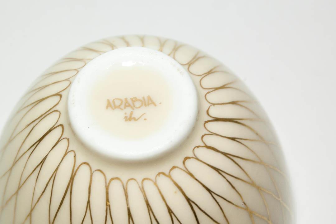 北欧雑貨 フィンランド ARABIA ミニボウル