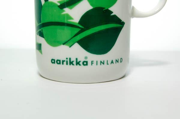 北欧雑貨 フィンランド aarikka マグカップ