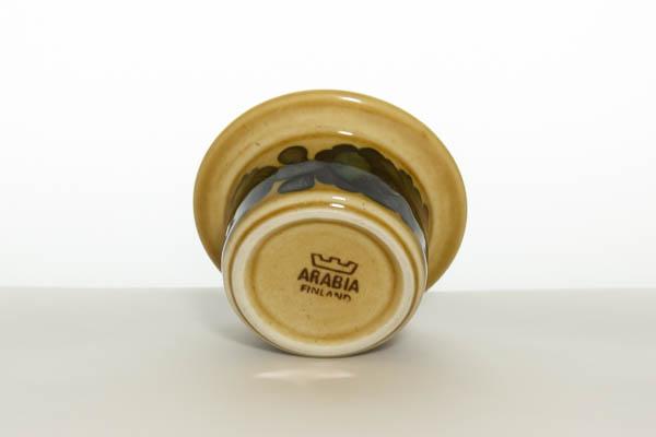 北欧雑貨 フィンランド ARABIA Otsa Ulla Procope エッグカップ
