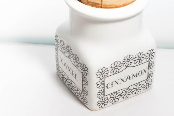 北欧雑貨 フィンランド ARABIA アラビア ビンテージ esteri tomula ulla procope spice jar シナモン