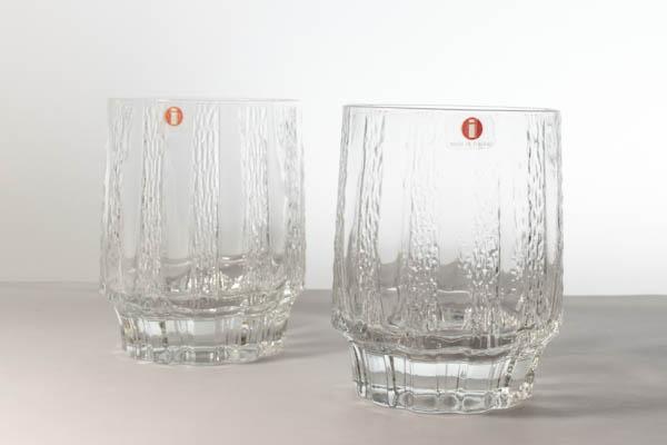 北欧雑貨 フィンランド iittala イッタラ Vellamo Valto Kokko グラス