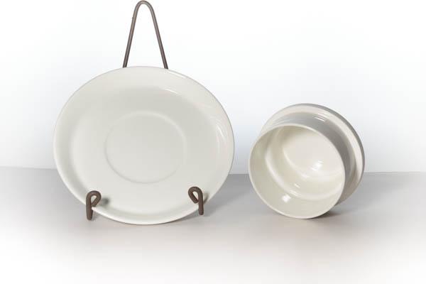 北欧食器 Finland ARABIA Goran Back カップ&ソーサー