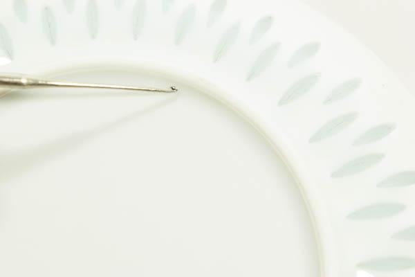 北欧雑貨 Finland ARABIA rice pocelain friedl kjellberg プレート&