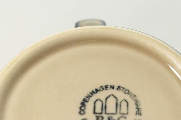 北欧雑貨 B&G デンマーク カップ&ソーサー