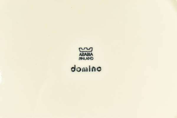 北欧雑貨 フィンランド ARABIA  Domino Raija Dorrit von Fieandt プレート