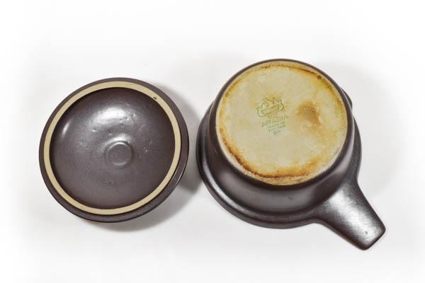 北欧雑貨 フィンランド アラビア キャセロール パン